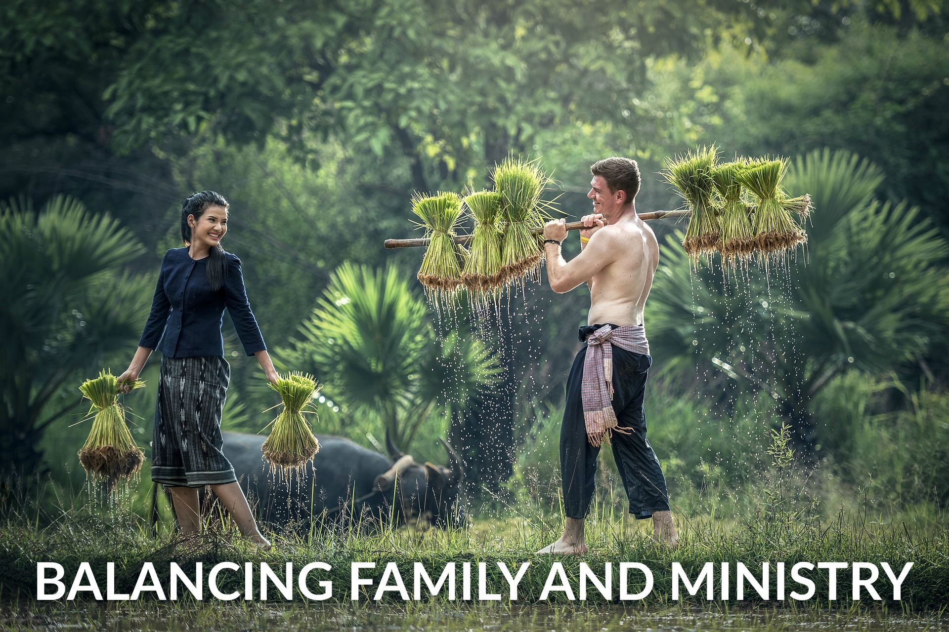 Balancing Family and Ministry